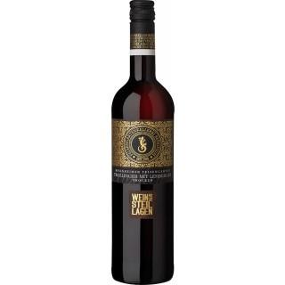 2019 Trollinger mit Lemberger QbA trocken *Wein aus Steillagen* - Felsengartenkellerei Besigheim