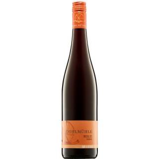 2018 Merlot QbA trocken - Weingut Dohlmühle