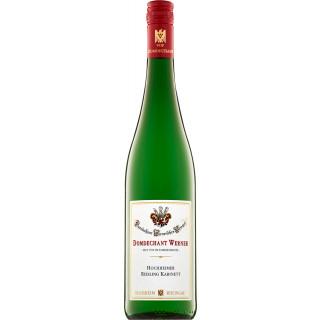 2019 Hochheimer Riesling Kabinett - Domdechant Wernersches Weingut