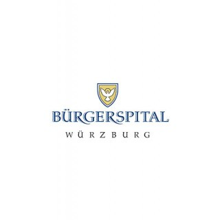 3x 2018 Bürgerspital Bacchus VDP.GUTSWEIN feinherb 0,25L - Weingut Bürgerspital zum Hl. Geist Würzburg