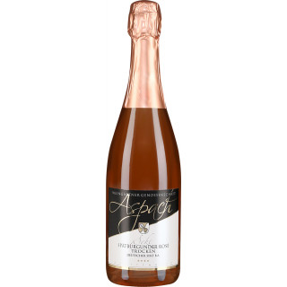 Spätburgunder Rosé Sekt trocken - Weingärtnergenossenschaft Aspach
