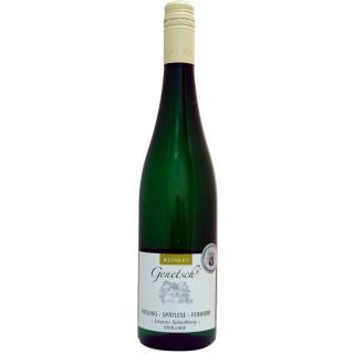 2016 Lieserer Schloßberg Riesling Spätlese feinherb - Weingut Genetsch
