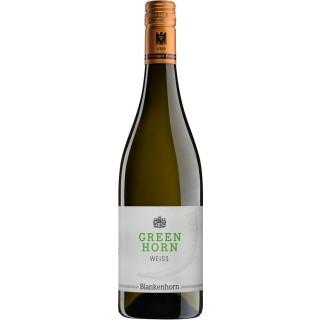 2018 Greenhorn Cuvée Weiss VDP.GUTSWEIN trocken - Weingut Blankenhorn