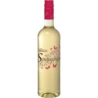 2020 Sommergenuss halbtrocken - Weingut Grosch
