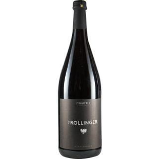 2018 Trollinger trocken 1L - Weingut Zimmerle