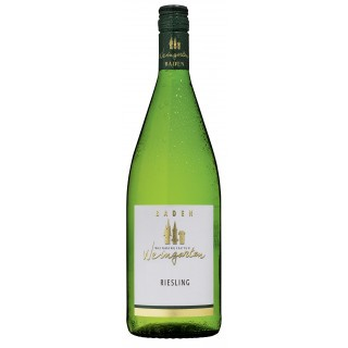 2019 Riesling halbtrocken 1,0 L - Weinmanufaktur Weingarten