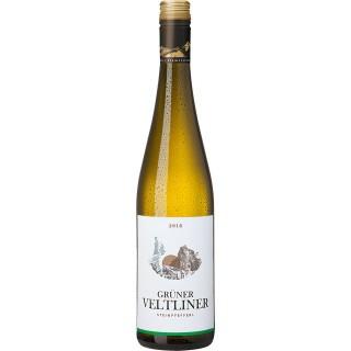 2018 Steinpfefferl Grüner Veltliner trocken - Weinkellerei Aigner