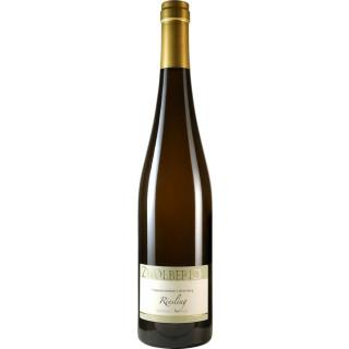 2017 Langenlonsheimer Löhrer Berg Riesling Spätlese trocken BIO - Weingut im Zwölberich