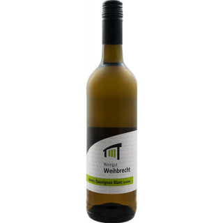 """2019 """"amara"""" Schwabbacher Himmelreich Sauvignon Blanc trocken - Weingut Weihbrecht"""