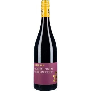 2017 Spätburgunder Rotwein trocken Aus dem Herzen - Weingut Hammel