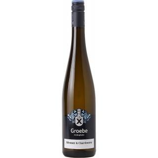 2020 Chardonnay lieblich Bio - Weingut Groebe am Bergkloster