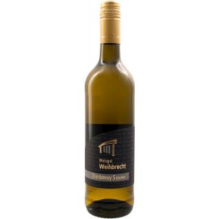2018 Chardonnay S feinherb - Weingut Weihbrecht