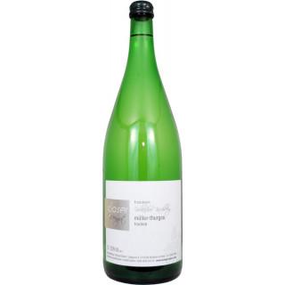 2018 Müller-Thurgau trocken (1000ml) - Weingut Glaser
