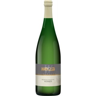 2020 Abstatter Schozachtal Kerner halbtrocken 1,0 L - Weinkellerei Wangler