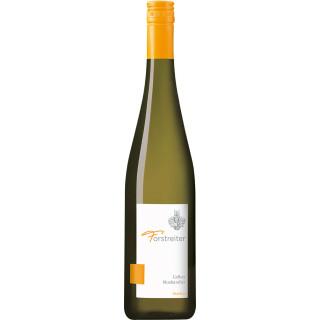 2019 Gelber Muskateller trocken - Weingut Forstreiter