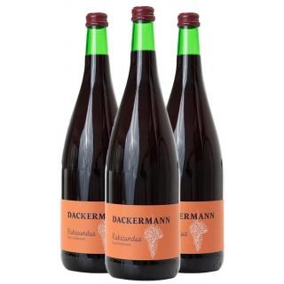 """3er Bündel """"Rotes Glühwein-Paket""""  - Weingut Dackermann"""