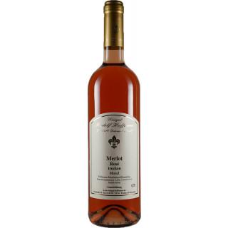 2019 Merlot Rose trocken - Weingut Hoffmann