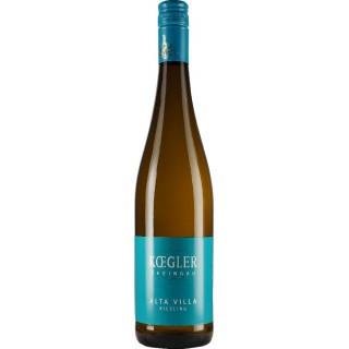 2018 KOEGLER Alta Villa Riesling QbA trocken - Weingut Koegler