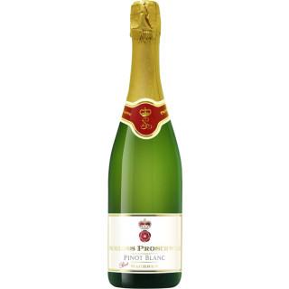 2012 Pinot Blanc Sekt b. A., brut, Flaschengärung - Weingut Schloss Proschwitz