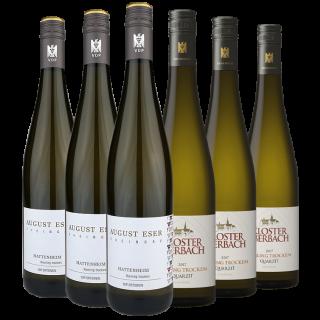 Letzte Flaschen Rheingau Paket