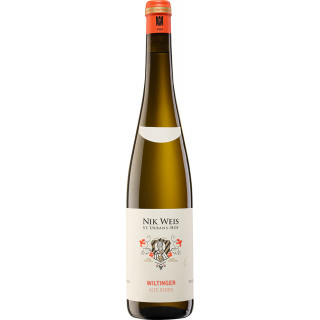 2016 WILTINGER ALTE REBEN Riesling VDP.Ortswein 1,5L - Weingut Nik Weis - St. Urbans-Hof