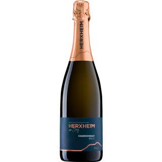 2018 Chardonnay Sekt brut - Winzergenossenschaft Herxheim am Berg