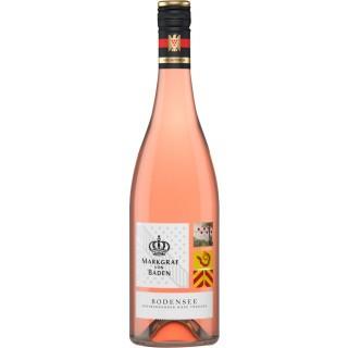 2018 Bodensee Spätburgunder Rosé trocken - Weingut Markgraf von Baden - Schloss Salem