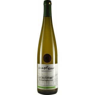2018 Scheurebe Kabinett halbtrocken - Weingut Blöser