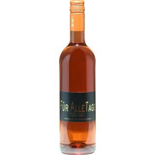 """FürAlleTage"" Rosée trocken - Sektkellerei Schreier & Kohn"