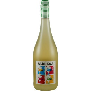 Bubble Duck - fruchtig, spritziger Weincocktail - Weingut Egert