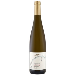 2015 Lieserer Schlossberg Riesling Spätlese fruchtsüss - Weingut Heiden
