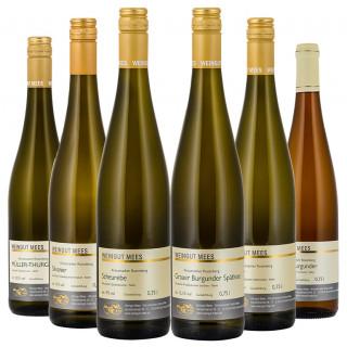 Probierpaket Weißwein säurearm - Weingut Mees