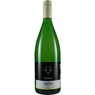 2018 Riesling trocken 1L - Weingut Wolf & Guth