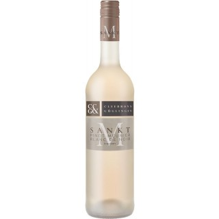 2017 Sankt M Pinot Meunier blanc de noir trocken - Weingärtner Cleebronn-Güglingen