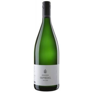 2019 Gutedel 1 Liter trocken Bio 1,0 L - Weingut Zähringer