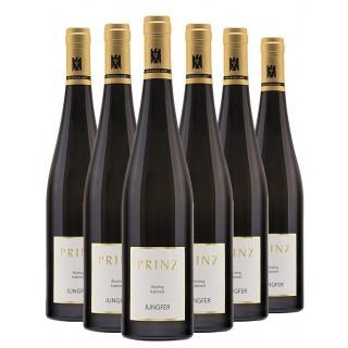 Jungfer Riesling Kabinett VDP.Große Lage fruchtsüß BIO Paket - Weingut Prinz