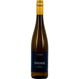 2018 Scheurebe - Zeuterner Himmelreich - Weingut Hafner
