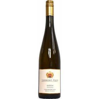 2017 Goldtröpfchen Wehr Riesling trocken - Weingut Lehnert-Veit