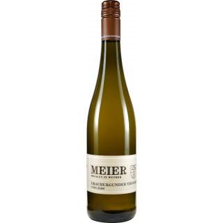 """2017 Grauburgunder """"vom Lehm"""" - Weingut Meier"""
