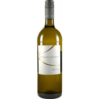 2018 Bacchus fruchtsüß 1,0 L - Weingut Kinges-Kessel