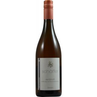 2016 es-binoh Cuvée QbA trocken - Weingut Egon Schäffer