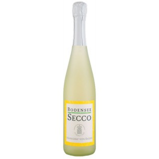 Bodensee-Secco Weiss trocken - Weingut Markgraf von Baden - Schloss Salem
