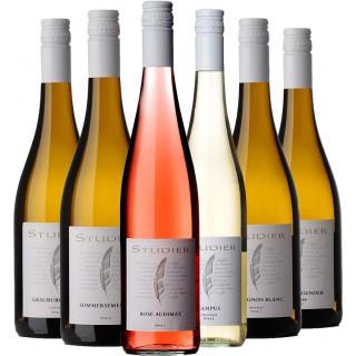 Frühlingspaket mit Online Weinprobe - Weingut Studier