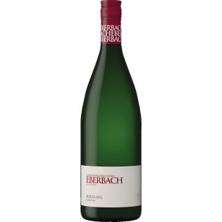 2019 Eberbach Riesling feinherb 1L - Kloster Eberbach
