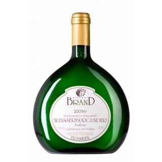 2003 Sonnenstuhl Weißer Burgunder Auslese edelsüß - Weingut Brand
