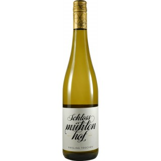 2018 Riesling QbA trocken - Weingut Schlossmühlenhof