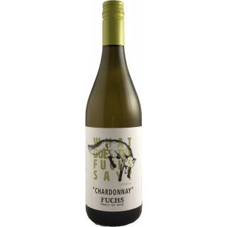 2019 Burgenland Chardonnay halbtrocken - Weingut Fuchs