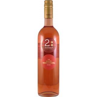 2020 erste versuchung Rosé trocken - Weingut Baldauf
