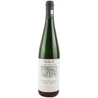 2008 Trittenheimer Apotheke Riesling Spätlese feinfruchtig lieblich - Weingut Josef Milz