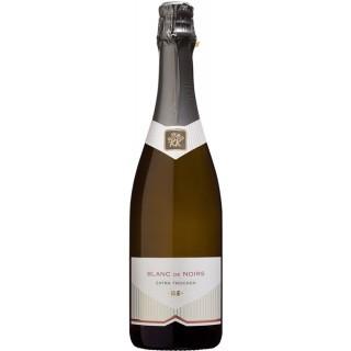 2018 Baden Pinot Noir Blanc de Noir Sekt extra trocken - Winzergenossenschaft Königschaffhausen-Kiechlinsbergen